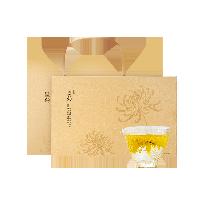 特级皇菊礼盒 0.7克*30朵0.7克*30朵(配赠礼袋)