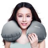 EPC 旅行套裝 充氣枕頭 睡眠眼罩 戶外便攜 旅游用品 旅行套裝送耳塞(耳塞顏色隨機)