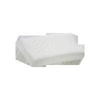 升级款护颈波浪记忆枕  加翼枕面包枕波浪枕