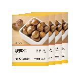来自约3000年种植历史的产区,甜糯板栗仁200克(4袋装)