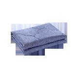 纯色水洗棉空调被150*200cm*蓝色