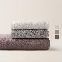 云珍·长绒棉毛巾浴巾组合颜色随机 三条装