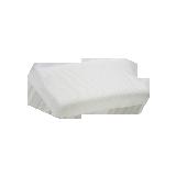 升级款护颈波浪记忆枕  加翼枕面包枕升级款波浪枕