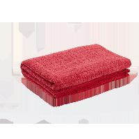 色织精梳AB纱格纹空调被红色