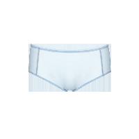 女式易干空气内裤L*浅灰色