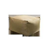 日式和风懒人沙发黄色(内胆+外套)