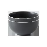 欧式哑光陶瓷餐具2人装 10头4.25寸饭碗*2