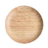 橡膠木圓盤橡膠木-大號