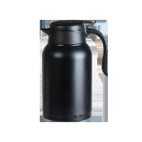 大容量不銹鋼保溫壺 2L黑色