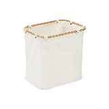 长方形竹筐收纳篓45*35*45 cm