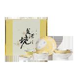 日本制造 美浓烧京樱餐具礼盒 6件装6件套礼盒装