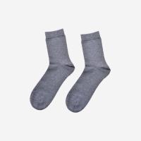 精纺羊毛男袜(六双入)黑色、浅麻灰、咖啡、深灰、深上青、浓青