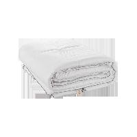 秋冬保暖加厚细羊毛被200*230cm(白色)