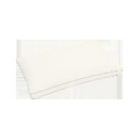 抗菌防螨防花粉羽丝绒枕双效抗菌枕-玉白色