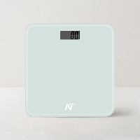 網易智造電子體重秤白色
