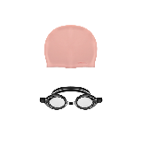 游泳2件套(泳帽+泳镜)套装3