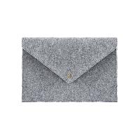 素色信封MAC电脑包灰色