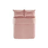 21s磨毛四件套 升级款藕粉色*1.5m床:适用2mx2.3m被芯