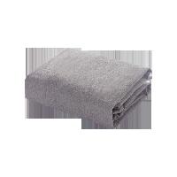日式色织水洗棉床笠1.5M床:150*200*25cm*烟墨