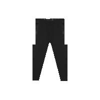 男式咖啡碳保暖内衣(可单买上衣/裤子)黑色保暖裤*M