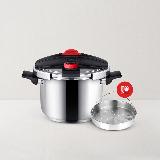 不锈钢快煮压力锅22cmDSLB22-6L-304