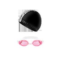 游泳2件套(泳帽+泳镜)套餐4