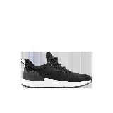 女式轻弹慢跑运动鞋黑色*34