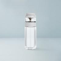 小白杯 茶水分离玻璃杯240ml