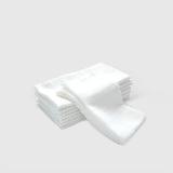 新生儿100%棉纱布尿布 0-2岁8条装55cm*75cm(建议0-2岁)