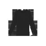 男式咖啡碳保暖内衣(可单买上衣/裤子)黑色保暖上衣*M