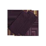 80D 超柔天鹅绒连裤袜酱紫*2