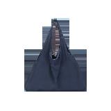 可折疊防水購物袋藏青