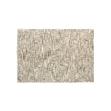 160*230羊毛圈绒枪刺地毯极地灰