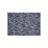 160*230羊毛圈绒枪刺地毯深海蓝