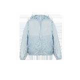 兒童夏涼皮膚衣(可收納) 4-16歲藍色*110cm