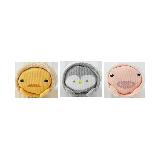 亲亲宠物袜(儿童)粉色小猪+黄色小鸭+灰色企鹅*18-20cm(约适合3-6岁)