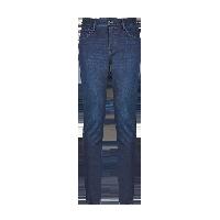 男式舒适保暖直筒牛仔裤牛仔深蓝*29(165/76A)
