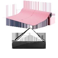 健身瑜伽套装粉色+收纳包