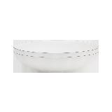 白金线骨瓷餐具16件套8寸汤盘*2