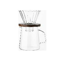 咖啡濾杯分享壺套裝咖啡分享壺+V60濾杯
