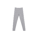 女式咖啡碳保暖内衣(可单买上衣/裤子)浅麻灰保暖裤*S