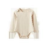 彩棉三角哈衣爬行服(婴童)66cm(建议3-6个月)