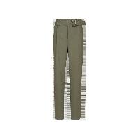 女式高腰宽松锥形长裤苜宿绿*XL(175/76A)