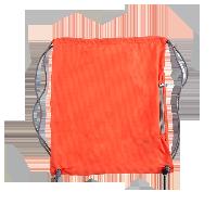 简约便携防水运动包橙色