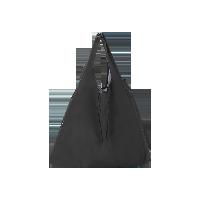 可折疊防水購物袋黑色