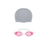 游泳2件套(泳帽+泳镜)套装1