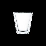 双层隔热玻璃杯单只装 200ml