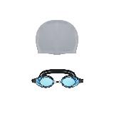 游泳2件套(泳帽+泳镜)套装2
