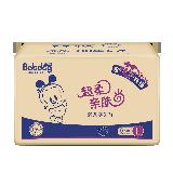 巴布豆(BOBDOG)超柔亲肤拉拉裤L132片箱装(9-14Kg)