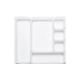 磨砂抽屉整理盒  套装六件组合